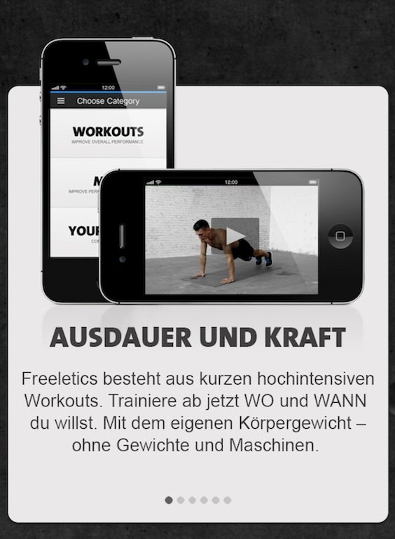 Freeletics Nutrition Guide