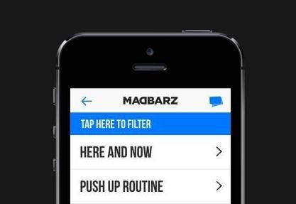 Madbarz App