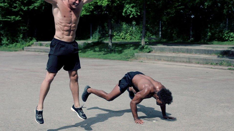 Freeletics Abnehmen trainieren