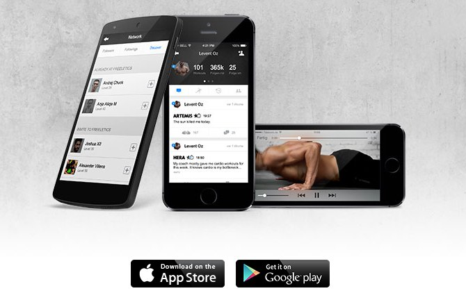 Freeletics App