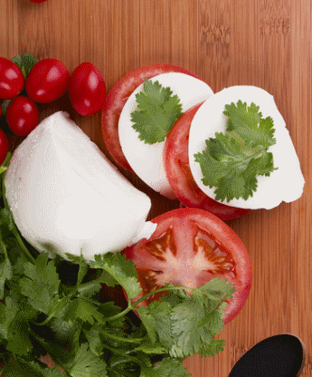 Freeletics Nutrition Guide Tomate Mozzarella