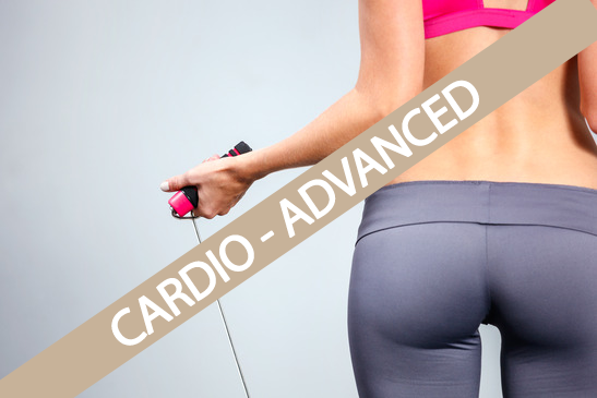 Cardio Trainingsplan advanced