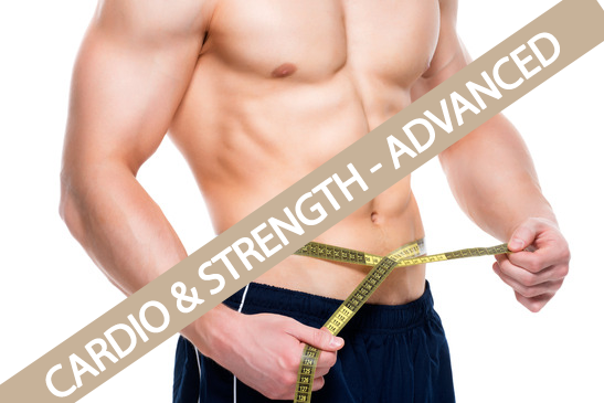 Cardio & Strength Trainingsplan advanced
