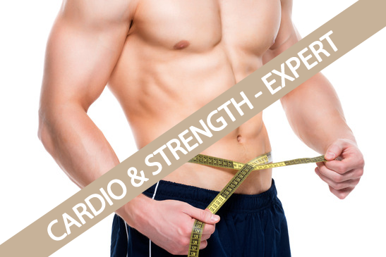 Cardio & Strength Trainingsplan expert