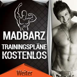 Madbarz Traininsplan