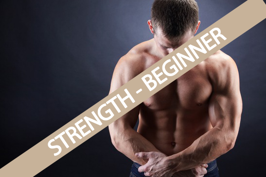 Strength Trainingsplan beginner
