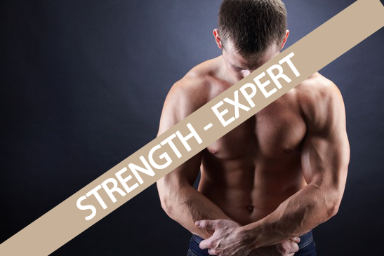Strength Trainingsplan expert