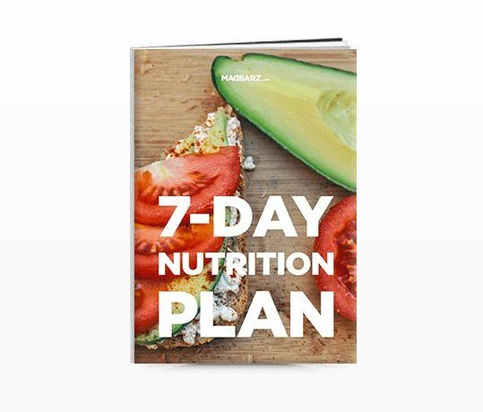 madbarz 7-day nutrition plan