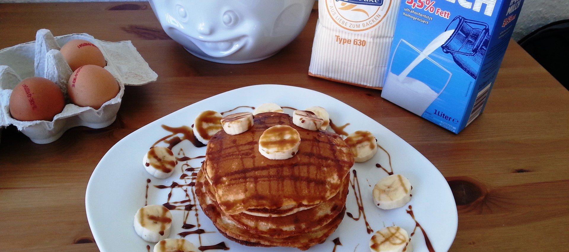 Fitness Pancakes