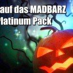 50% Rabatt auf das Madbarz Platinum Pack