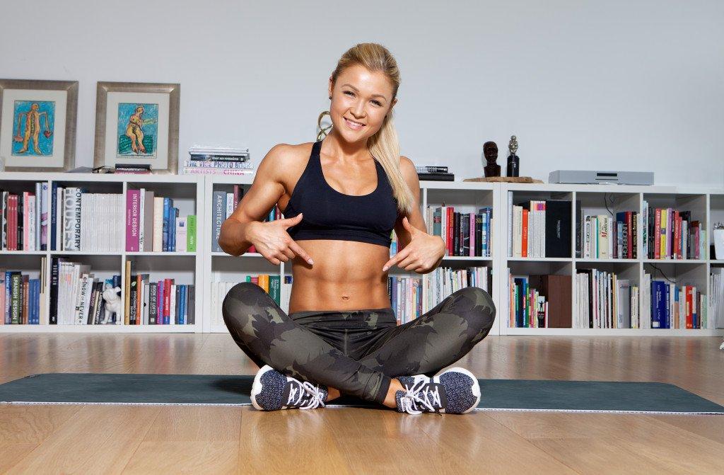 Sophia Thiel Erfahrung Fitnessprogramm für Frauen