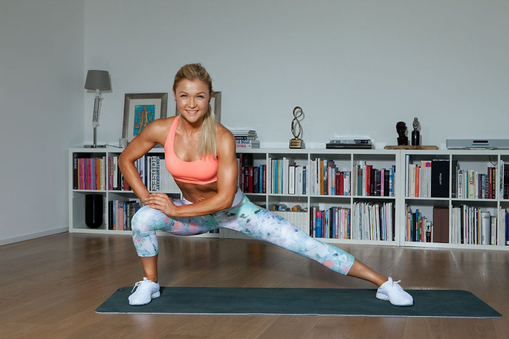 Sophia Thiel Fitnessprogramm für Frauen