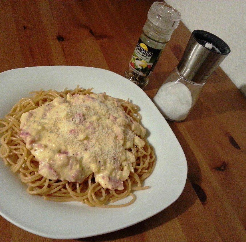 Spaghetti Carb Onara