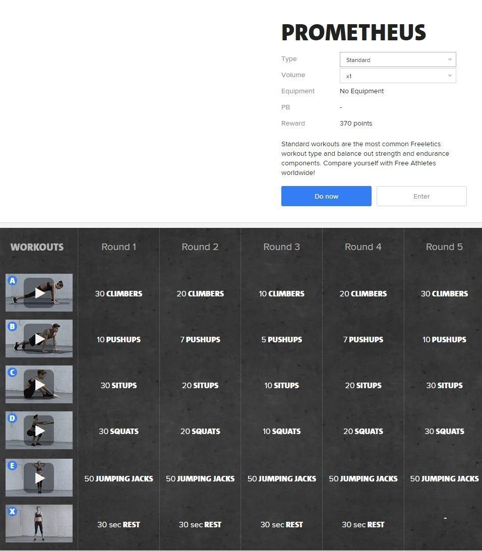 Prometheus_Standard_english