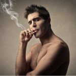 Zigaretten und Muskelaufbau