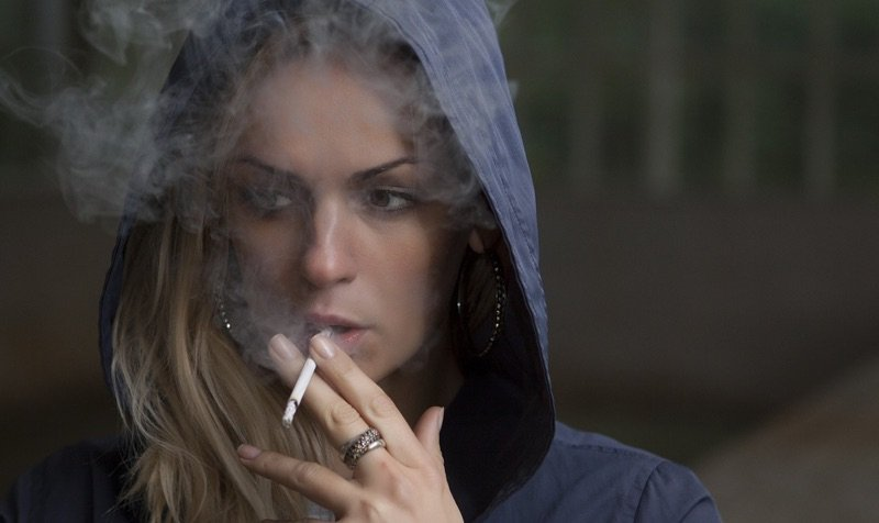 Zigaretten Rauchen Abnehmen