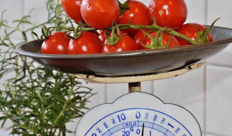 Kalorien tracken