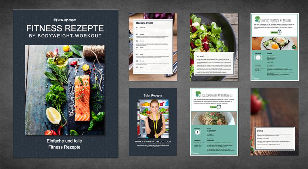 Kostenloses Kochbuch Gesunde Rezepte
