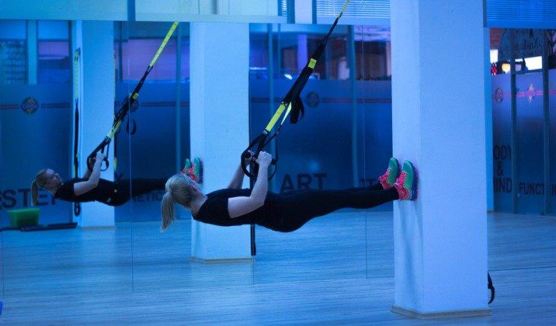 Neue Reize für Muskelaufbau