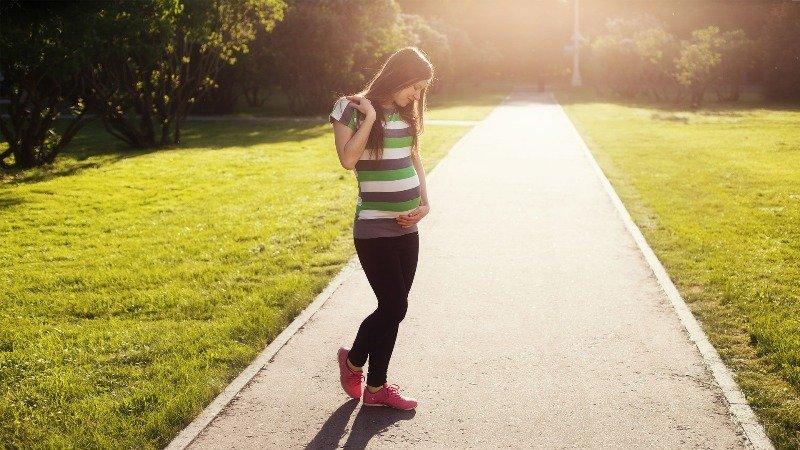 fitness während der Schwangerschaft