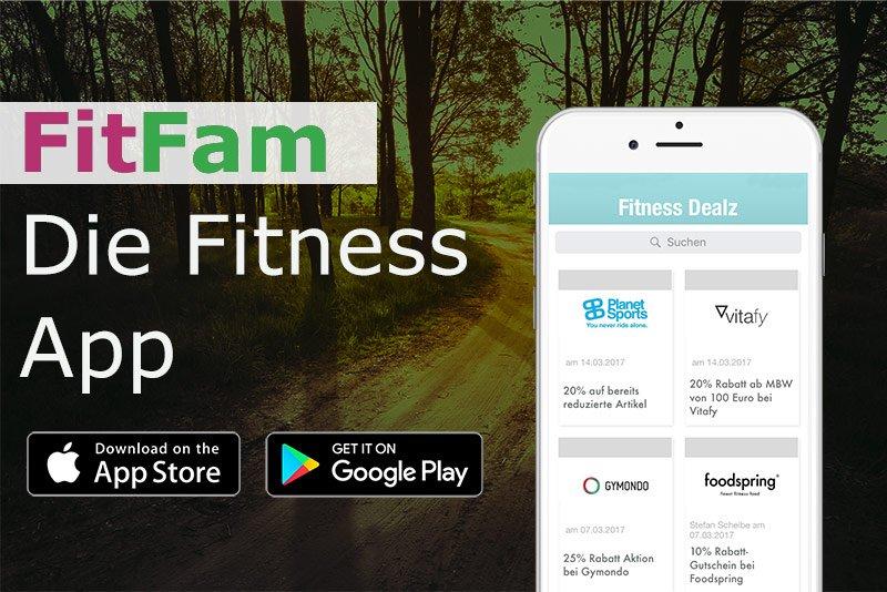FitFam Fitness App