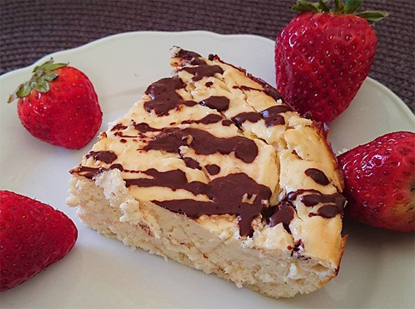 Fitness-Cheesecake