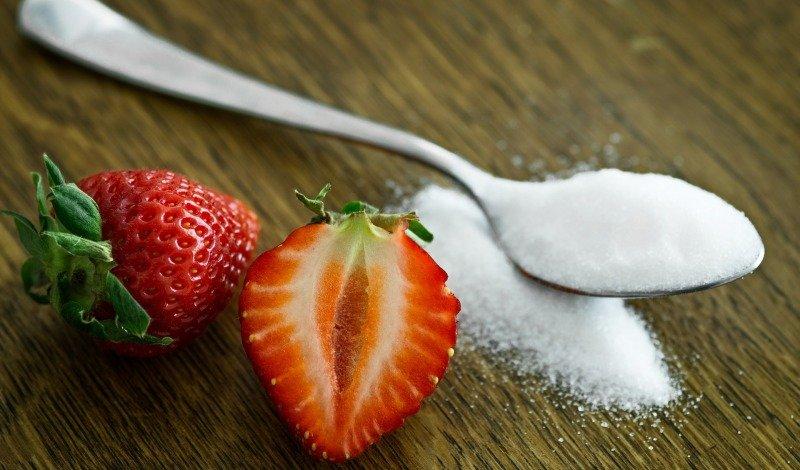 Süßstoff oder Zucker
