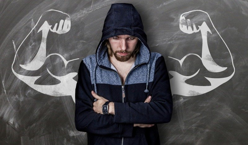 Muskelabbau verhindern