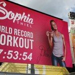 World Fitness Day – Sophia Thiels WORLD RECORD WORKOUT