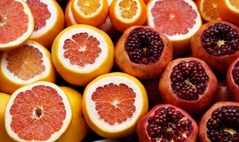 Granatapfel Vitamine