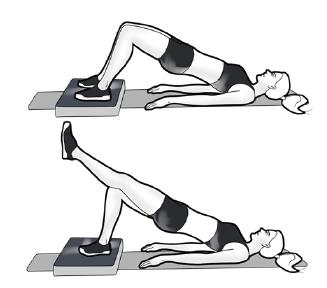 Übung 3 Balance Pad