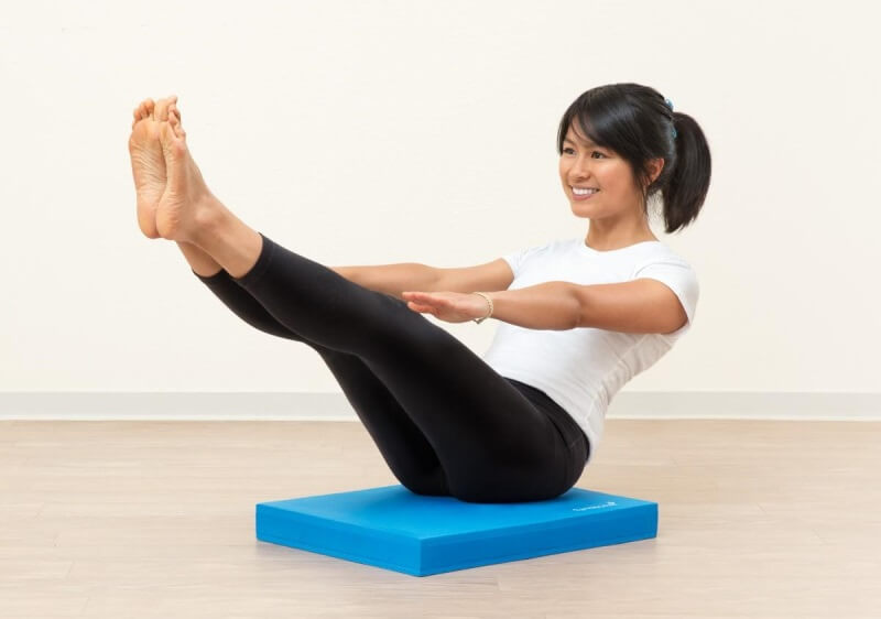 Balance Pad für Tiefenmuskulatur