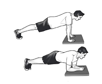 Plank Balance Pad