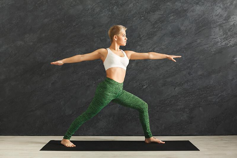 Yoga der Krieger