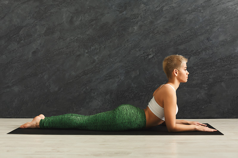 Yoga der Sonnengruss