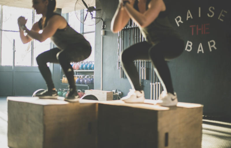 Yoga für Kraftsportler Übungen