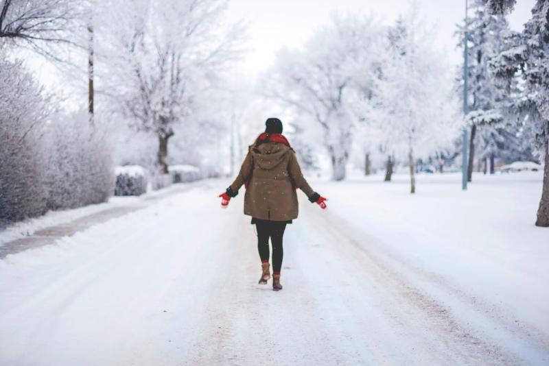 Yoga im Winter richtige Kleidung