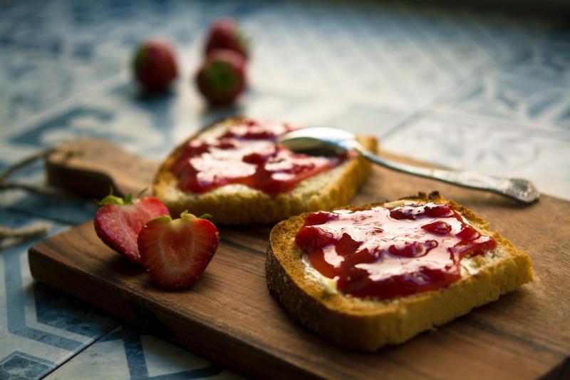 Toastbroat gesund Kalorien