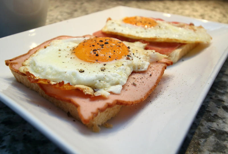 Toastbrot gesund Rezept