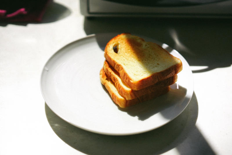 Toastbrot gesund