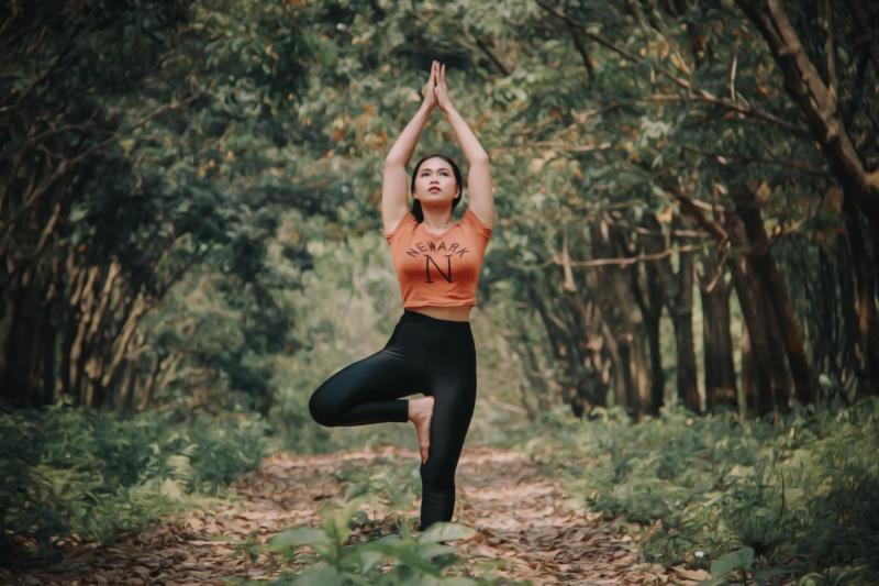 Yoga für Menstruation