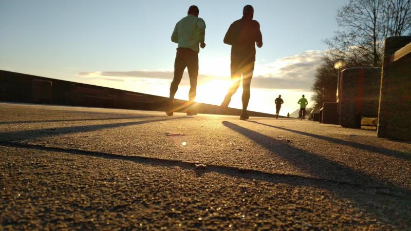 die 5 besten Asanas für Läufer Anfänger