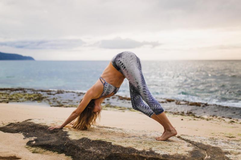 Jivamukti Yoga Übungen