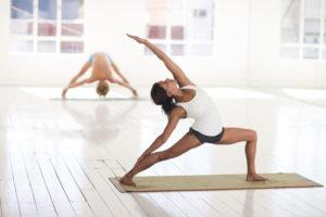 Stretching und Flexibilität
